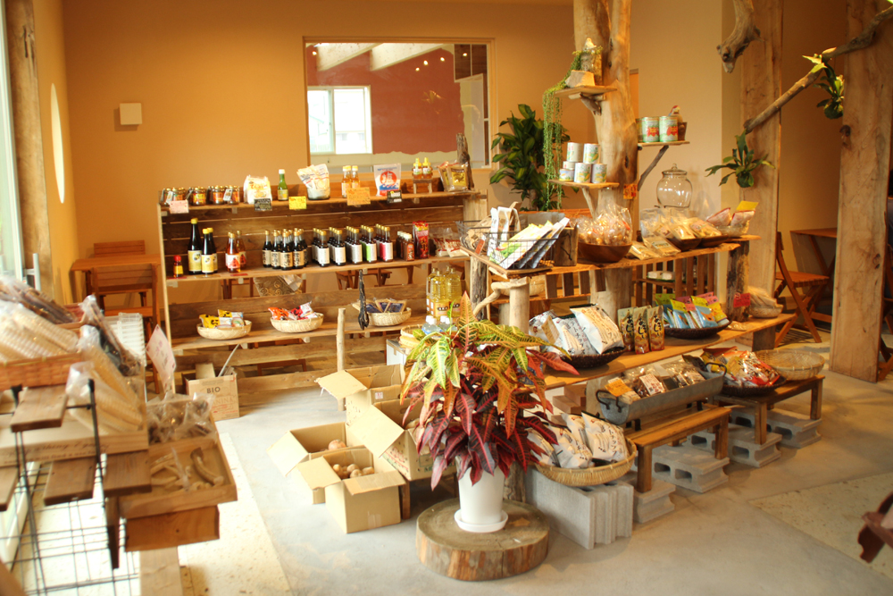 Natural Organic Shop&Cafe ALBERI  アルベリ